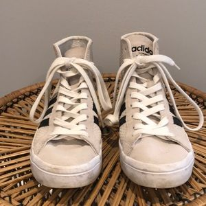 adidas Shoes - Adidas High Top Sneakers sz 6 1/2
